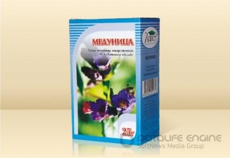 МЕДУНИЦА (трава медуницы лекарственной) 50гр