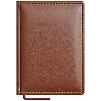 Ежедневник датированный HATBER SARIF CLASSIC, А5, коричнев.
