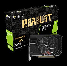 Видеокарта GeForce® GTX 1660 Ti StormX OC