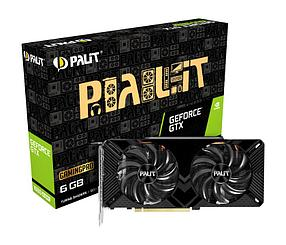 Видеокарта Palit GTX 1660 Super