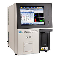 Zoomed 5180 Vet Гематологический анализатор крови класса 5-diff