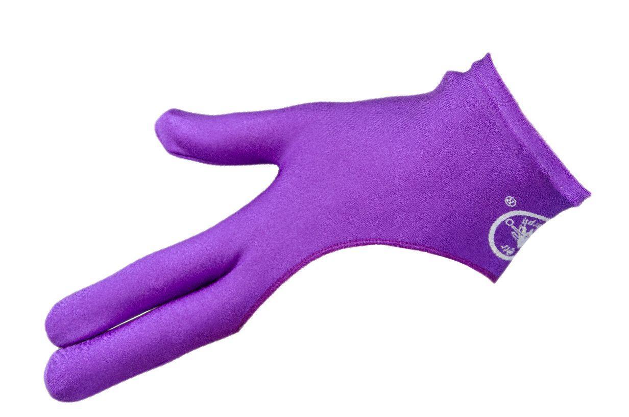 Weekend Перчатка бильярдная «Sir Joseph» (фиолетовая) S