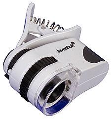 Микроскоп карманный для проверки денег Levenhuk Zeno Cash ZC6