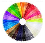 PLA пластик для 3Д ручки 20 цветов по 5 м,, фото 3
