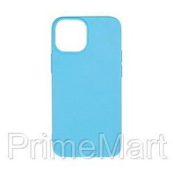 Чехол для телефона X-Game XG-PR56 для Iphone 13 TPU Голубой