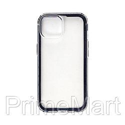 Чехол для телефона X-Game XG-BP128 для Iphone 13 Pro Max Чёрный бампер