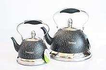Набор чайников Fissman F-765H 3Л + 1Л