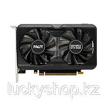Видеокарта PALIT GTX1650 GP DDR6 4G (NE6165001BG1-1175A)