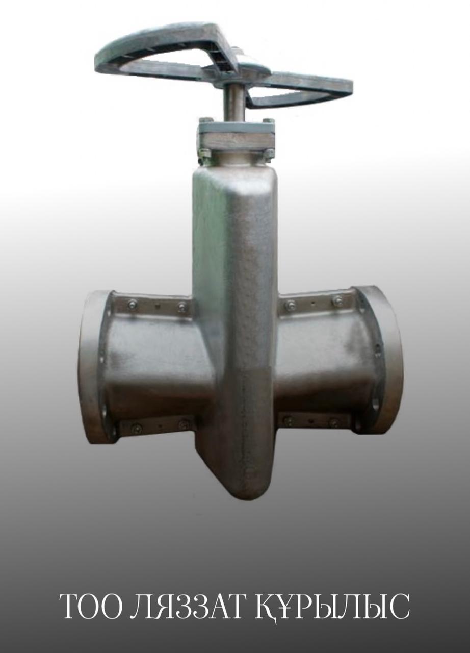 Задвижка шланговая 33а17р (П 98036) DN 65 мм PN 6 кгс/см2