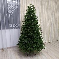 """Изящная новогодняя зелёная ель """"Изумрудная"""" высотой 150 см"""