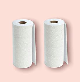 Бумажные полотенца 2 рулона/уп