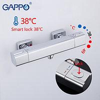 Смеситель ванна-душевой GAPPO G2091 с термостатом