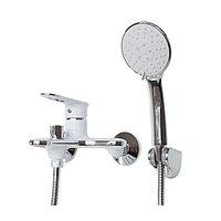 Смеситель ванна-душевой FRAP H49 F3249 Белый/Хром