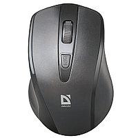 Беспроводная оптическая мышь Defender MM-265, черный