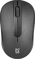 Беспроводная оптическая мышь Defender MM-285, черный