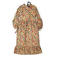 Женское платье с капюшоном SUEM dress Турция
