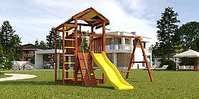 Детская площадка Савушка Мастер - 5 (покрашенный)