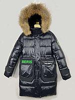 Куртка зимняя для девочки Delfin-free , размер 128-152