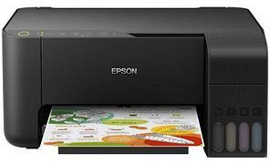 МФУ Epson L3150 фабрика печати. Wi-Fi