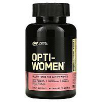 БАД Opti-Women, Система оптимизации питательных веществ (60 капсул)