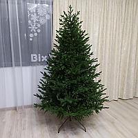 """Изысканная искусственная литая елка """"Вега"""" высотой 185 см"""