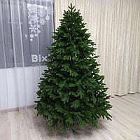 """Искусственная елка с литыми ветвями """"Астанинская"""" высотой 215 см"""