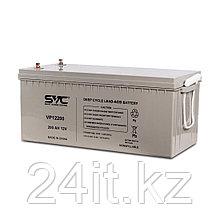 Аккумуляторная батарея SVC VP12200 12В 200 Ач (552*240*230)