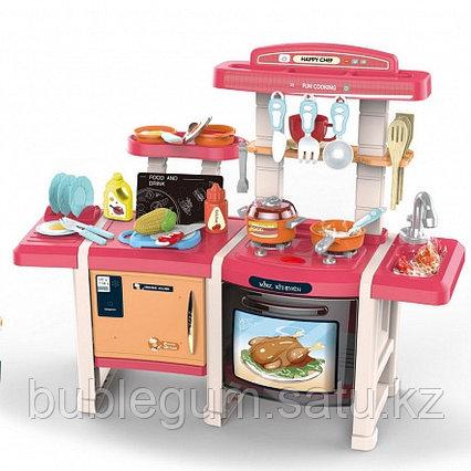 """PITUSO Игровой набор """"Кухня Happy Chef"""" 78*28*70 см 45 элементов"""
