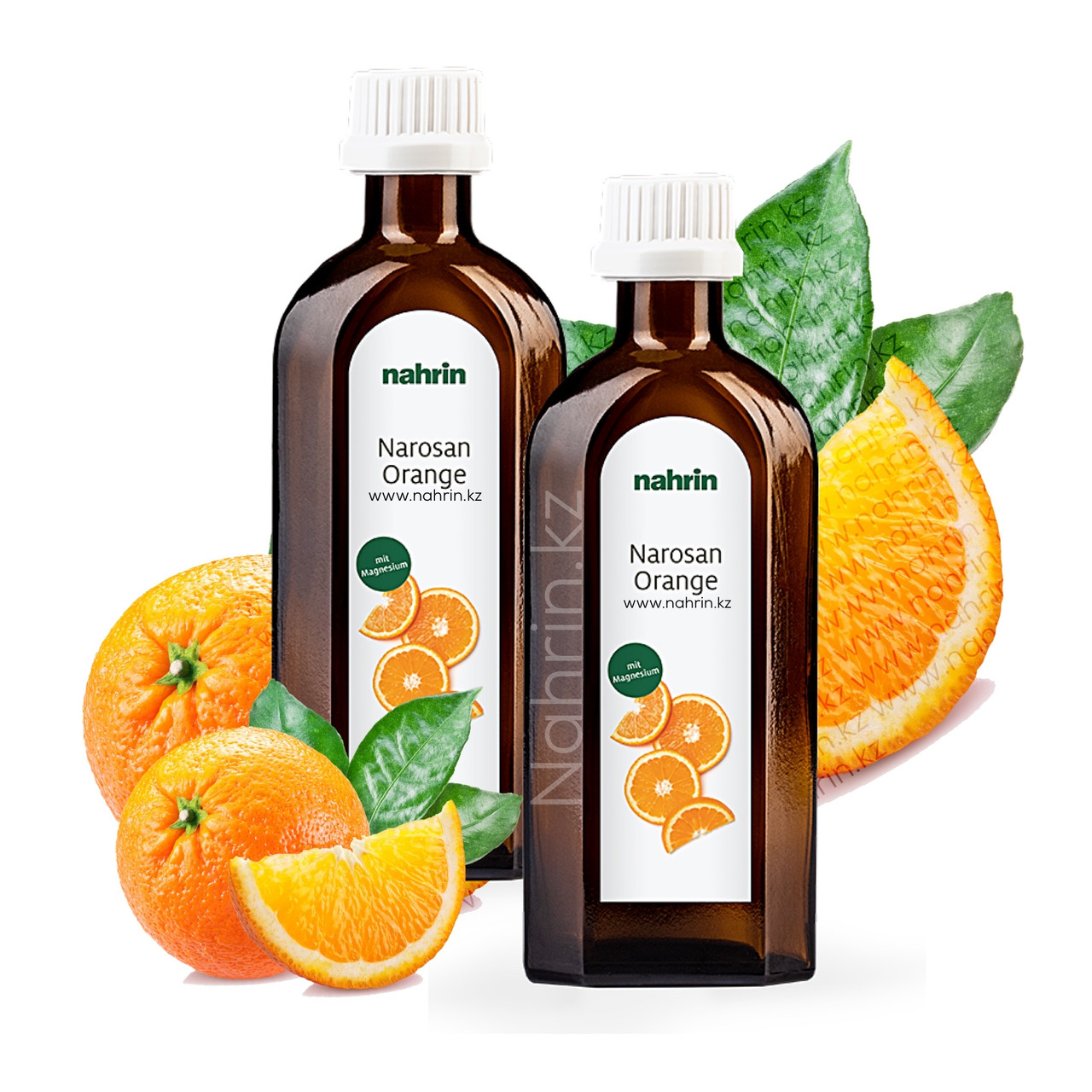 Сироп Все витамины плюс магний Нарин Наросан Апельсин Nahrin Narosan 500ml (-Швейцария)