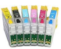 Заправка цветных - струйных картриджей