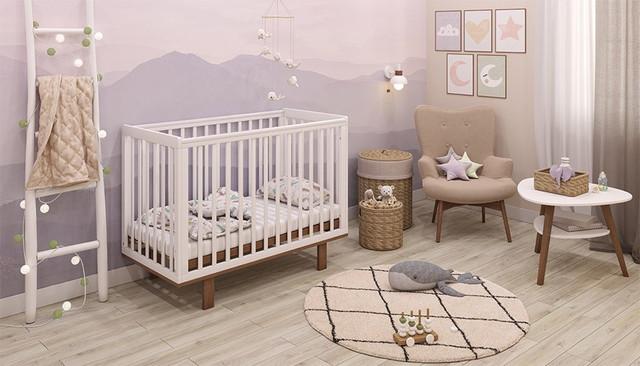 Кроватки Polini kids Simple