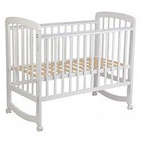 Кроватка детская Polini kids Simple 304 белый