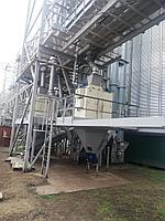 Автоматизированные проходные бункерные весы