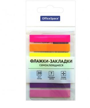 Закладки клейкие OfficeSpace