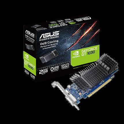 Видеокарта Asus GeForce GT 1030 2Gb GDDR4 64bit, фото 2