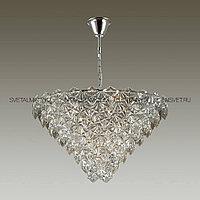 Люстра подвесная итальянская реплика на 21 лампу, фото 1