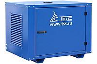 Бензогенератор TSS SGG 5000EHNA в кожухе МК-1.1