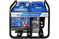 Дизель генератор TSS SDG 7500EH3A