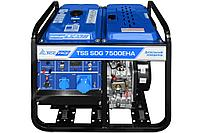 Дизель генератор TSS SDG 7500EHA