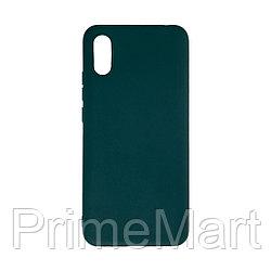 Чехол для телефона X-Game XG-PR1 для Redmi 9A TPU Зелёный