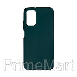 Чехол для телефона X-Game XG-PR4 для Redmi 9T TPU Зелёный