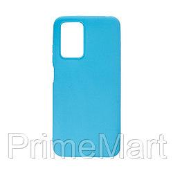 Чехол для телефона X-Game XG-PR45 для Redmi 10 TPU Голубой
