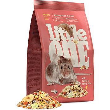 Little One полнорационный корм для мышей