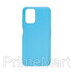 Чехол для телефона X-Game XG-PR46 для Redmi Note 10 TPU Голубой