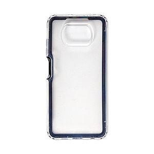 Чехол для телефона X-Game XG-BP098 для POCO X3 Pro Чёрный бампер
