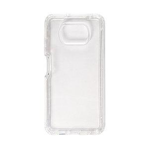 Чехол для телефона X-Game XG-BP099 для POCO X3 Pro Прозрачный бампер