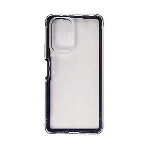 Чехол для телефона X-Game XG-BP088 для Redmi Note 10 Pro Чёрный бампер