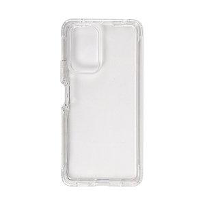 Чехол для телефона X-Game XG-BP089 для Redmi Note 10 Pro Прозрачный бампер