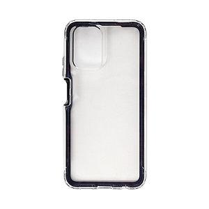 Чехол для телефона X-Game XG-BP078 для Redmi Note 10S Чёрный бампер