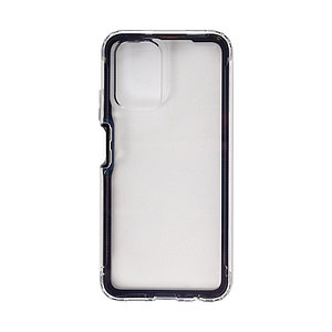 Чехол для телефона X-Game XG-BP068 для Redmi Note 10 Чёрный бампер